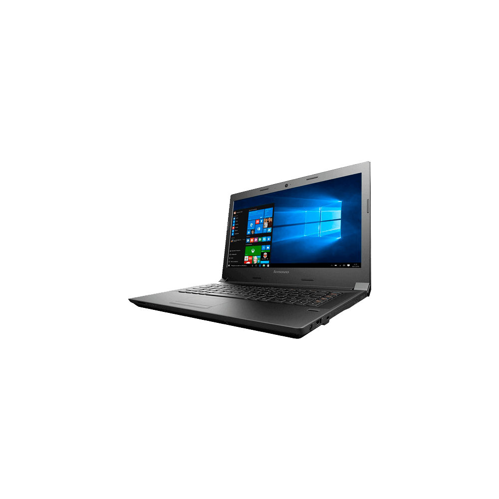 "Notebook Lenovo B40-30-80F10009BR Intel Dual-Core N2840 - RAM 4GB - HD 500GB - Tela 14"" - Windows 10"