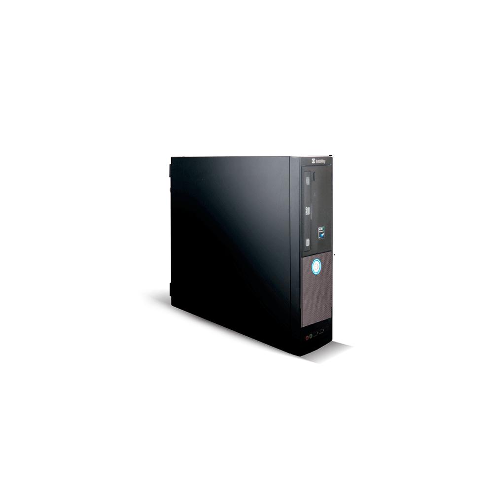 Computador Desktop AMD Phenom SM3322 Itautec – 4GB RAM – 320GB HD - Microsoft Windows 7 Professional